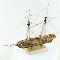 "New port Scale 1/70 16"" Baltimore Clipper Wood model ship kit"