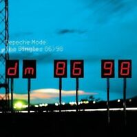 DEPECHE MODE The Singles 86>98 2CD NEW 86-98 Personal Jesus Enjoy The Silence