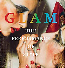Glam the Performance of Style (Paperback) Book by Darren Pih