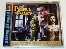 Alfred Newman PRINCE OF FOXES Tyrone Power Orson Welles Soundtrack CD (VG+)