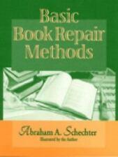 Basic Book Repair Methods (Teacher Ideas Press)