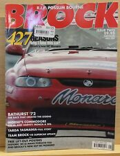 Brock Magazine Issue #2 Rare Very Good Condition