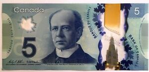 CANADA 2013 - $5,Wilkins / Macklem :INH2024465