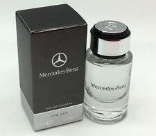 MERCEDES BENZ  Eau De Toilette Mini Splash for Men 0.24 Ounces - 7 ml