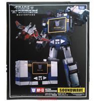 Ready ship Transformers Masterpiece MP-13 Soundwave Destron Communication KO Ver