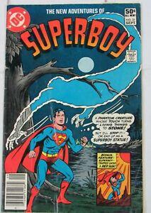 New Adventures of Superboy #21 Sept. 1981, DC Comics