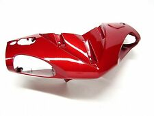 NUOVO SYM Shark / RS 50 & 125 Coprimanubrio ant. Rosso - ET: 5320C-H3A-000-RT
