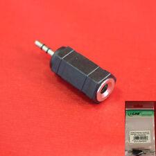2,5mm Klinke Stecker auf 3,5mm Buchse, Stereo Audio ,Klinkenstecker Adapter (4