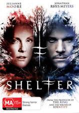 Shelter DVD - REG 4 AUST -  6 Souls, Thriller Movie, Julianne Moore