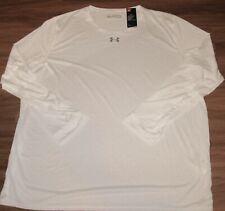 Under Armour 4Xl Shirt New w/tags Xxxxl Mens Long Sleeve