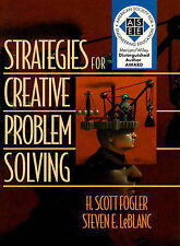 Strategies for Creative Problem-Solving-ExLibrary