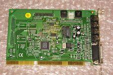ISA Soundkarte Crystal - CK4326B-XQ3 - ICUAUD-GW805 - MIDI / Wavetable / 16-bit