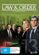 Law And Order : Season 13 brand new sealed  t818