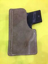 Leather Pocket Holster for SIG P938    - (# 2543)