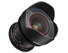 Samyang 14mm T3.1 Cine VDSLR II Wide Angle Lens for Sony E
