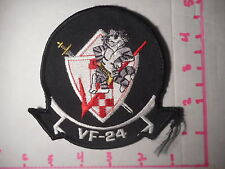 VF-24 With Tiger And Shield fully Embroidered Vintage Patch  b-1