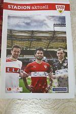 stadionzeitung  VFB STUTTGART-Borussia Dortmund:,30-03. 13.