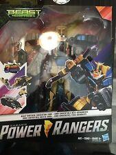 Power Rangers Beast Morphers Beast Wrecker Zord Converting Action Figure
