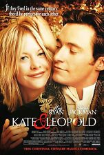 KATE AND LEOPOLD (2001) ORIGINAL MOVIE POSTER  -  ROLLED