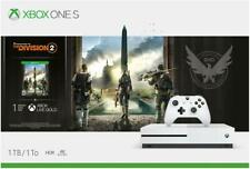 Microsoft Xbox One S Bundle: 1 TB Console with Tom Clancy's The Division 2