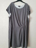 LOVEDROBE SUMMER SKATER DRESS SIZE 30/32 MULTI COLOUR NEW WITH OUT TAG