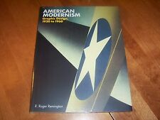 AMERICAN MODERNISM Graphic Design 1920-1960 Designers Arts Artist Art Book NEW