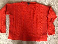 Women's Polo Ralph Lauren Maglione, colore rosso, taglia M, usato