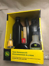 NEW John Deere GY21436 Tractor Maintenance Kit Oil Fuel Air Filters, Spark Plug