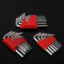 Allen Wrench Metric Inch L Size Hex Key Short Arm Mini Tool Set Easy To Carry
