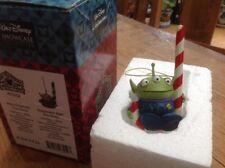 "V V Rare Disney Tradition 'alien- Toy Story' Hanging Xmas Tree Dec 4"" Boxed"
