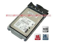 NUOVO disco rigido IBM 73GB 10K 80 pin U160 08k0383