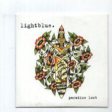 (IZ906) Lightblue, Paradise Lost - 2017 CD