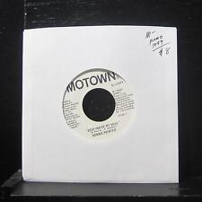 "Bonnie Pointer - Deep Inside My Soul 7"" Mint- M 1484F Motown Promo Vinyl 45"