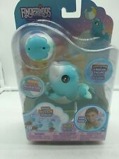 WowWee Fingerlings Blues Baby Dolphin Interactive Toy with Beach Ball Age 5+ New