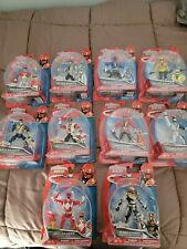 Power Rangers Super Megaforce Mighty Morphin Ranger Action Hero Lot