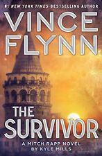 The Survivor (A Mitch Rapp Novel) by Vince Flynn, Kyle Mills