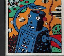 CD That's Line 2 (1990), Neuwertig,Titel Foto, Achim Reichel, Greg Kihn Band u.a