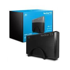 """VANTEC NexStar TX USB 3.0 Hard Drive External Enclosure For 3.5"""" SATA III HDD"""