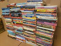 Lot of 10 Chapter ALL SCHOLASTIC Children Young RL 2-6 RANDOM UNSORTED BOOKS MIX