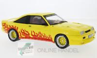 +++ Opel Manta B Mattig, gelb/Dekor, 1991 MCG  1:18  Manta Manta +++