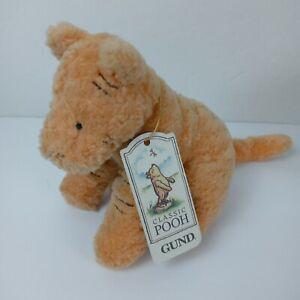 Gund Classic Pooh Tigger Bean Bag Plush 5 inches tall