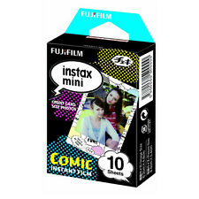 FujiFilm Fuji Instax Mini Film 10 Instant Photo Polaroid For 7S 8 25 50S 90 SP-1
