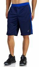 Adidas Mens Shorts Blue Size XL Comfort Waist D2M Stretch Athletic $30- #865