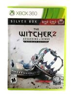 The Witcher 2: Assassins of Kings Enhanced Edition (Xbox 360) VG, CIB, *TESTED*