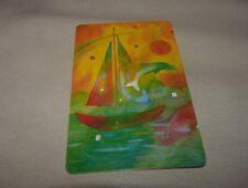 **Telefonkarte Telekom -Vier Jahreszeiten- Künstler  Joan Sofron, Sommer, 9.97**