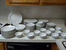 Mikasa Chadsworth Fine China ~ 80 Piece Set ~ Plates Bowls Cups NICE!!!