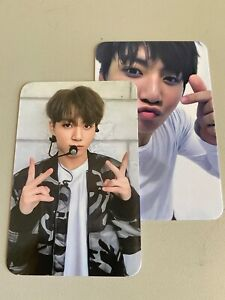 BTS Memories of 2017 Blu-Ray [Unofficial Fanmade Photocard]  Jungkook