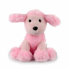 Poodle Pink Plush Stuffed Soft Toy Dog 14cm Pippins by Keel Toys