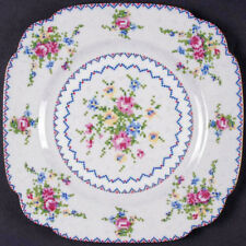 PETIT POINT by Royal Albert Salad Plate 7.75' made in England NEW NEVER USED