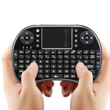Wireless Mini Handheld Keyboard 2.4G Rii i8 Touchpad Mouse Combo for Smart TV